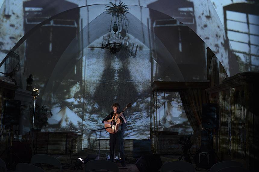 Stéphane Blok & Festival Altitudes - Atelier POUSSIERE